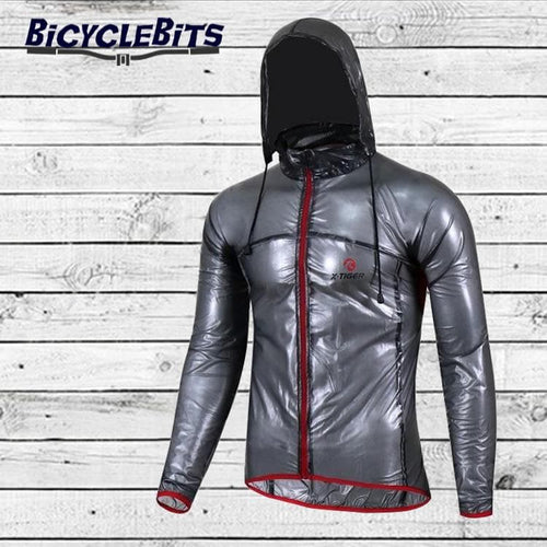 Waterproof Cycling Jacket - Bicycle Bits
