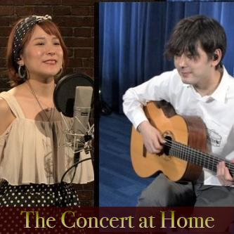 The Concert at Home 紗理 with 河野文彦 Duo Liveアンコール!