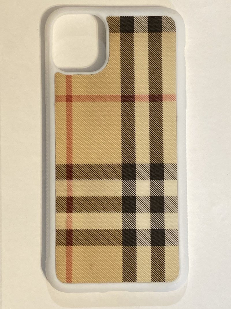 Burberry Custom Handmade Phone Case PRE-ORDER Now!
