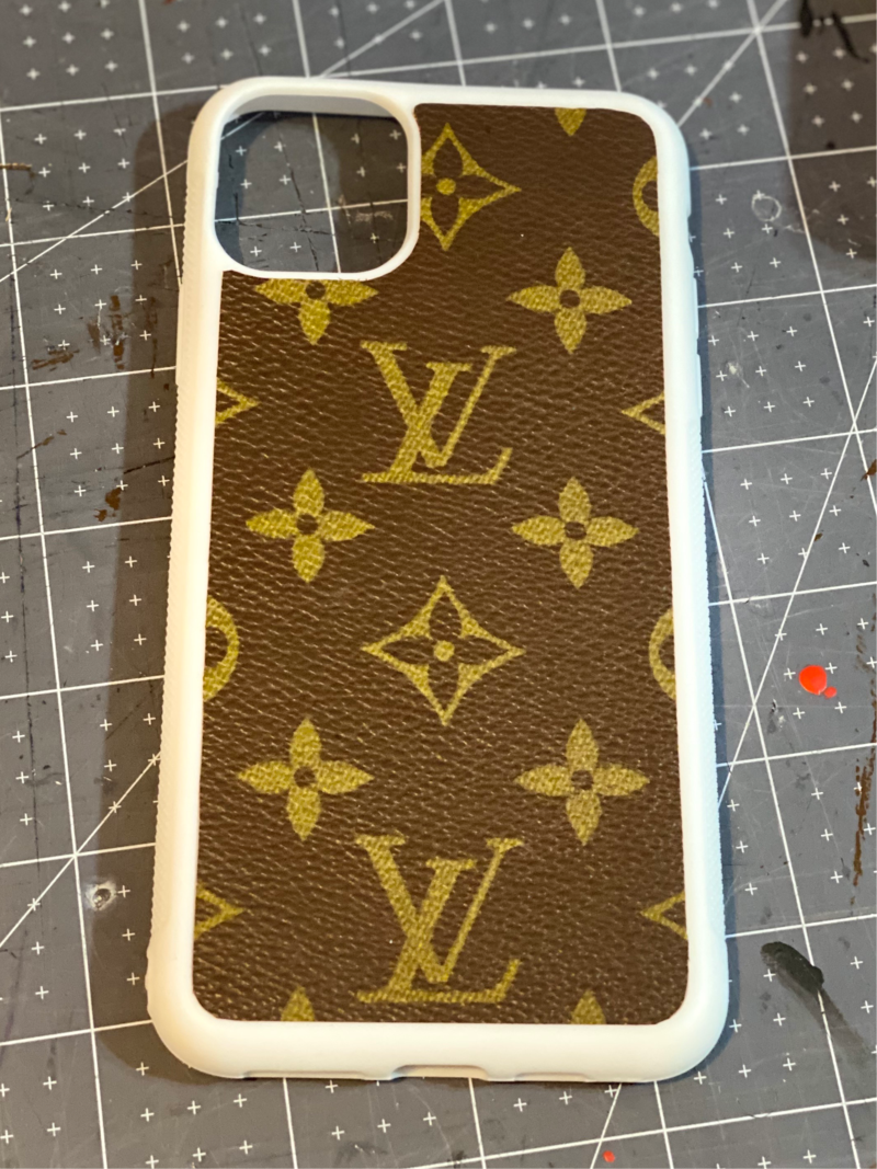 LV Custom Handmade Phone Case Pre-order now!