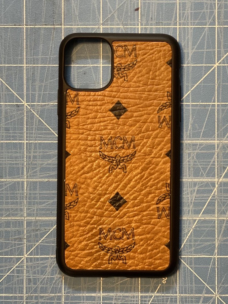 MCM Custom Handmade Phone Case PRE-ORDER Now!