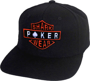 Shark Cycle Cap