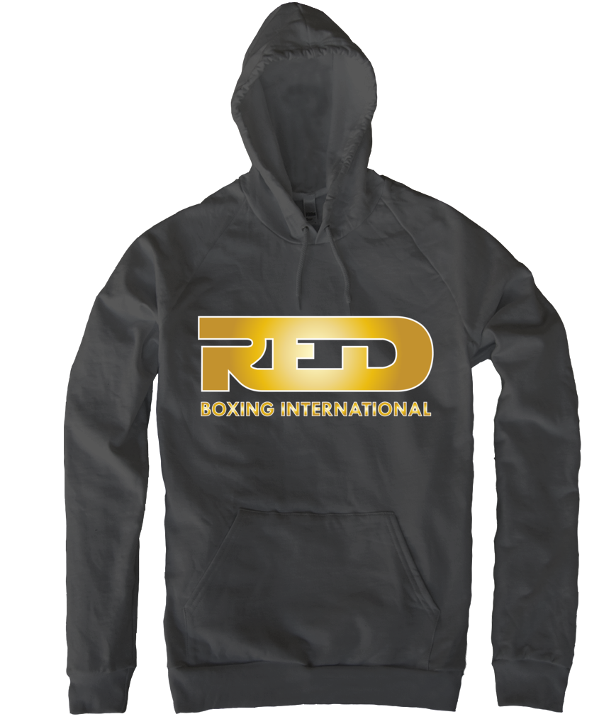RED Boxing Hoodie