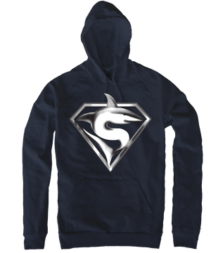 Super Shark Hoodies
