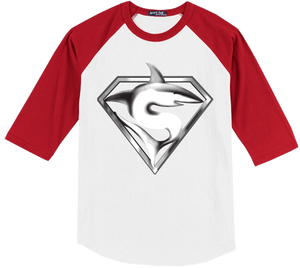 Super Shark Sports Top