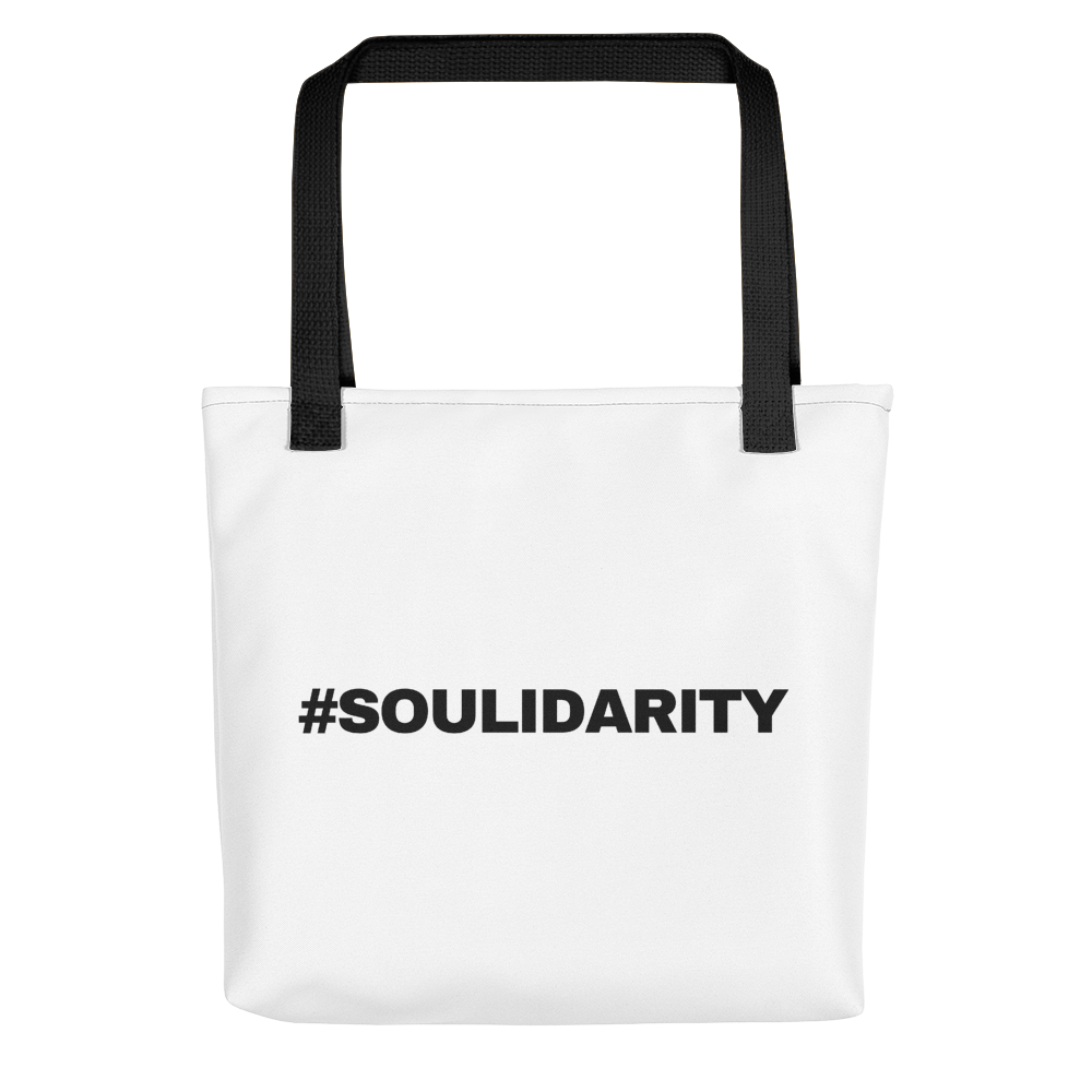 Tote bag | #SOULIDARITY
