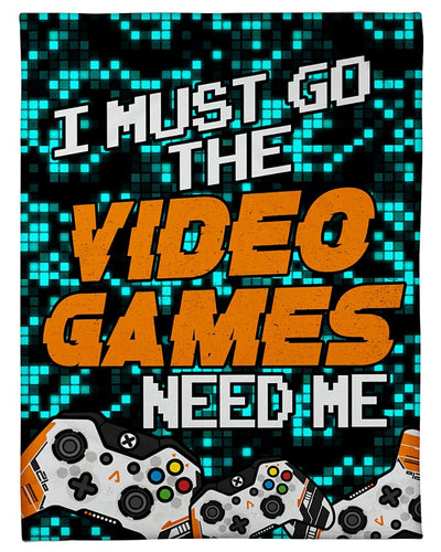 I Must Go The Video Game Need Me GS-NT2002HN