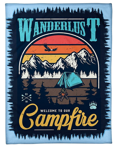 Wanderlust Welcome To Our Campfire GS-NT1302TP