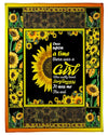 Sunflower Girl CL301281MDF
