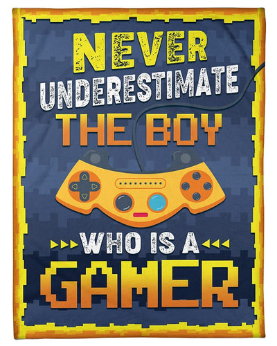 The Boy Who Is A Gamer GS-NT2002HN