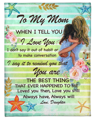 To My Mom CL2509122MDF
