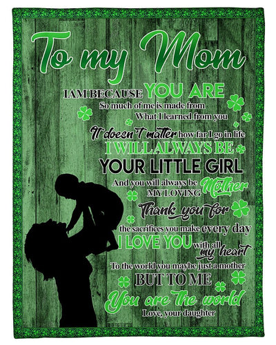 Mom I Love You With All My Heart GS-NT1202TL
