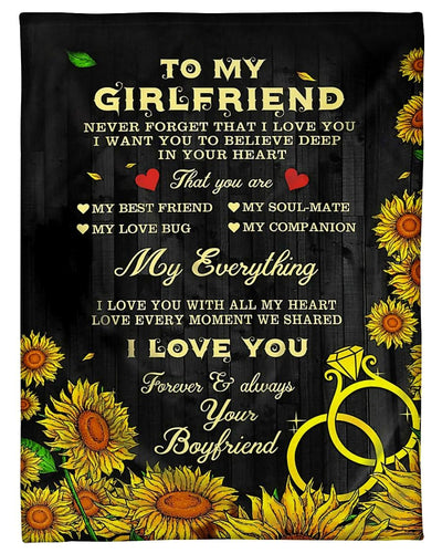 To My Girlfriend My Everything GS-CL-LD2111