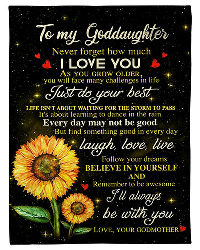 Goddaughter I'll Always Be With You GS-CL-DT1610