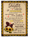 To My Daughter Your Way Back Home GS-CL-DT1810