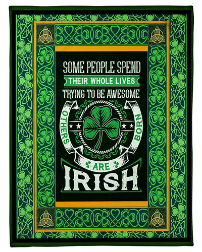 To Be Awesome Born Are Irish GS-NT0302TL