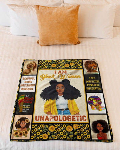 Black Woman Unapologetic DZ GS-NT1302HN