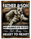 Father And Son Always Heart To Heart GS-NT2102TS