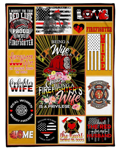 Firefighter Wife CL210948MD