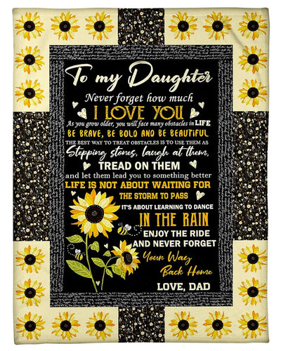 Daughter Dad Your Way Back Home GS-CL-DT1810