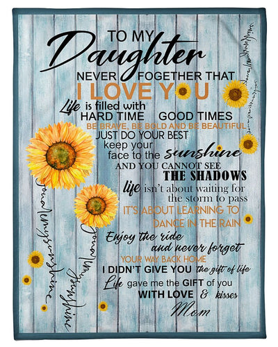 To My Daughter Mom GS-CL-LD2111
