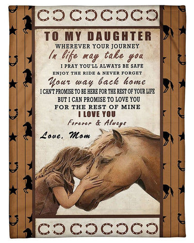 Daughter I Love You Forever Always GS-CL-DT1810