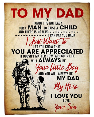 You Will Always Be My Dad My Hero GS-NT2402TL