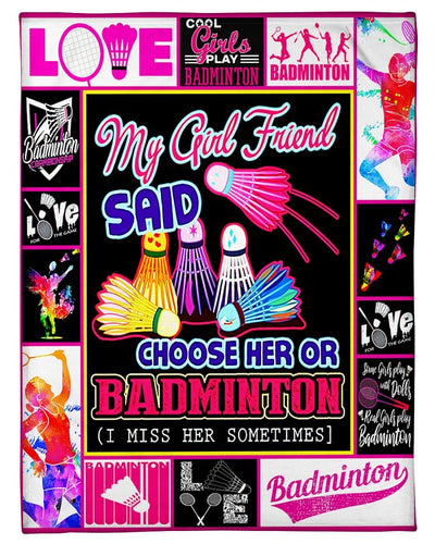 Choose Her Or Badminton GS-NT1902TL
