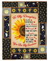 Daughter Sunflower Always Remember GS-CL-DT1810