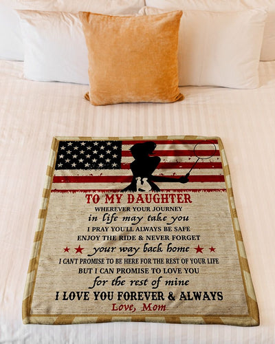 To My Daughter I Love You GS-NT2002TL