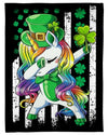 Dabbing Unicorn Irish American Flag GS-NT0702HN