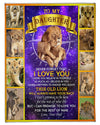 Daughter Lion Love You Forever GS-CL-DT1810