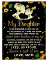 To My Daughter CL11100185MDF