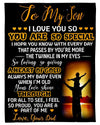 To My Son You Are So Special GS-CL-LD1111