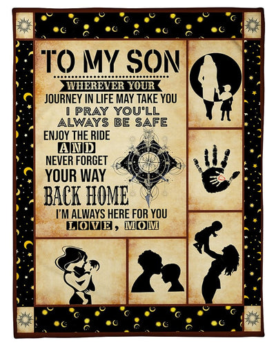 To My Son CL2709517MDF