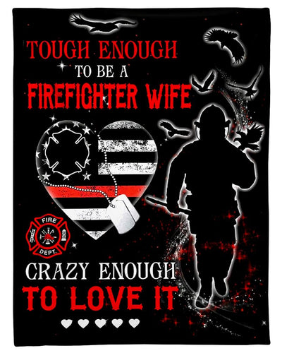 Firefighter Tough Wife GS-CL-DT1810