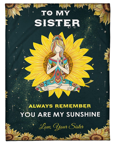 To My Sister You Are My Sunshine GS-CL-LD2111
