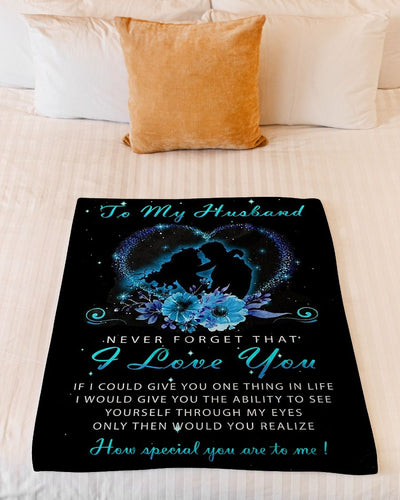 To My Husband I Love You GS-CL-LD2111