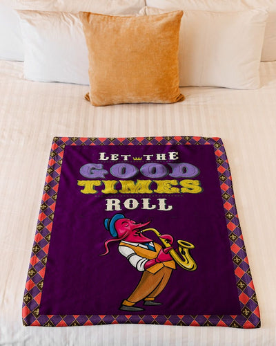 Let The Good Time Roll Mardi Gras GS-NT0302TP