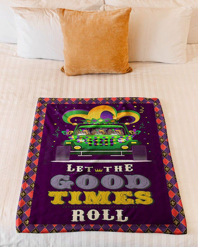 Mardi Gras Let The Good Time Roll GS-NT0302TP