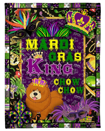 Mardi Gras King Chow Chow GS-NT0602PH