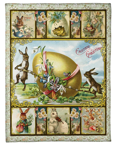 Funny Easter Bunny  Hard Working GS-NT1102VB