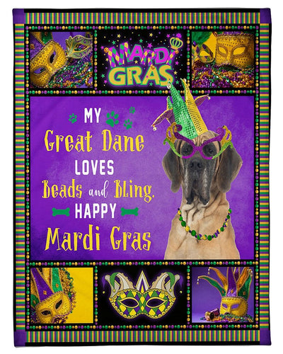Great Dane Mardi Gras GS-KL1002MT