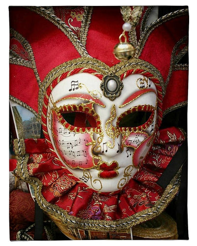 Music Mask Mardi Gras Art GS-NT0102DZ