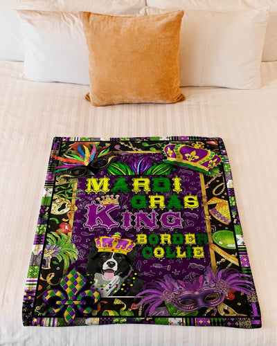 Mardi Gras King Border Collie GS-NT0602PH