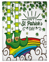 St Patrick Legs With Boots Rainbow GS-NT0302
