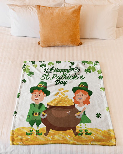 Happy St Patrick Gold Coins GS-NT0302