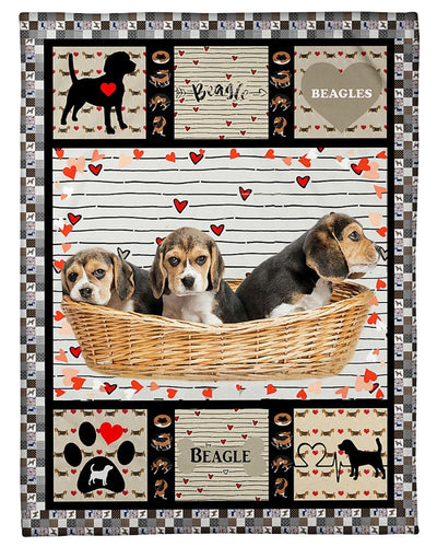 Baby Beagle Love GS-NT1102NP