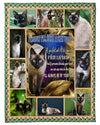 Siamese Cat CL301259MDF