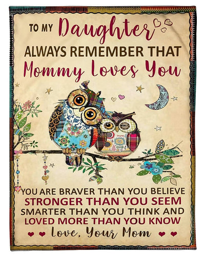 Owl To My Daughter GS-CL-DT1610